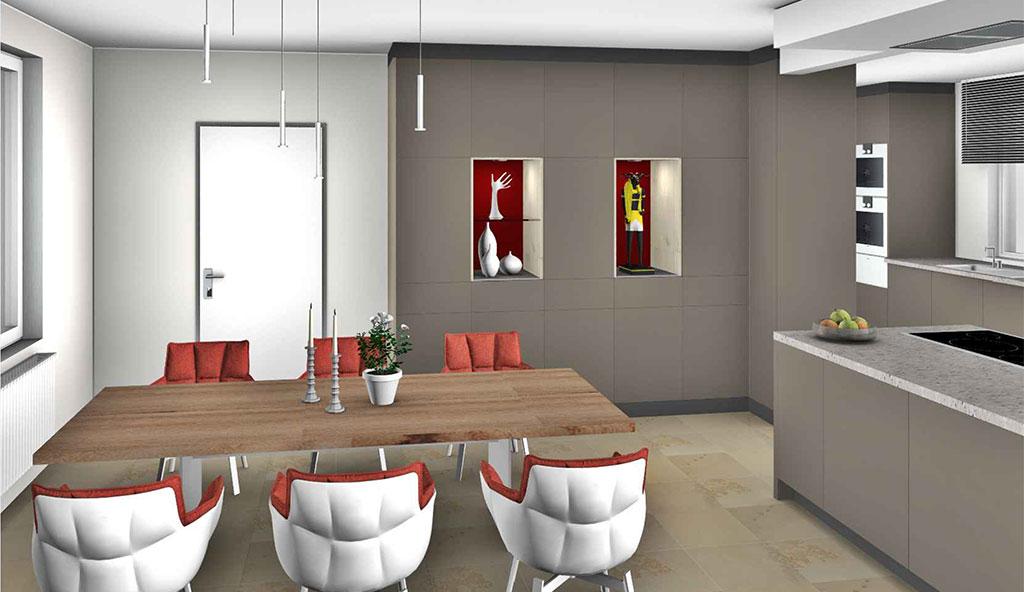 hochwertige k chen und arbeitsplatten mit kompetenter planung. Black Bedroom Furniture Sets. Home Design Ideas