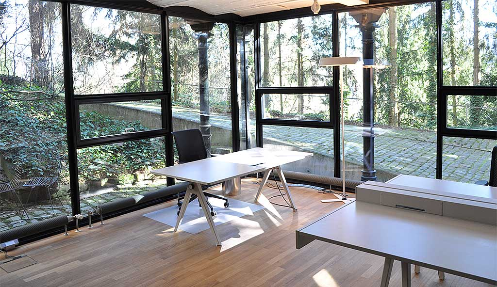 Gestaltung und konzeption der inneneinrichtung von b ror umen for Wohndesign stuttgart