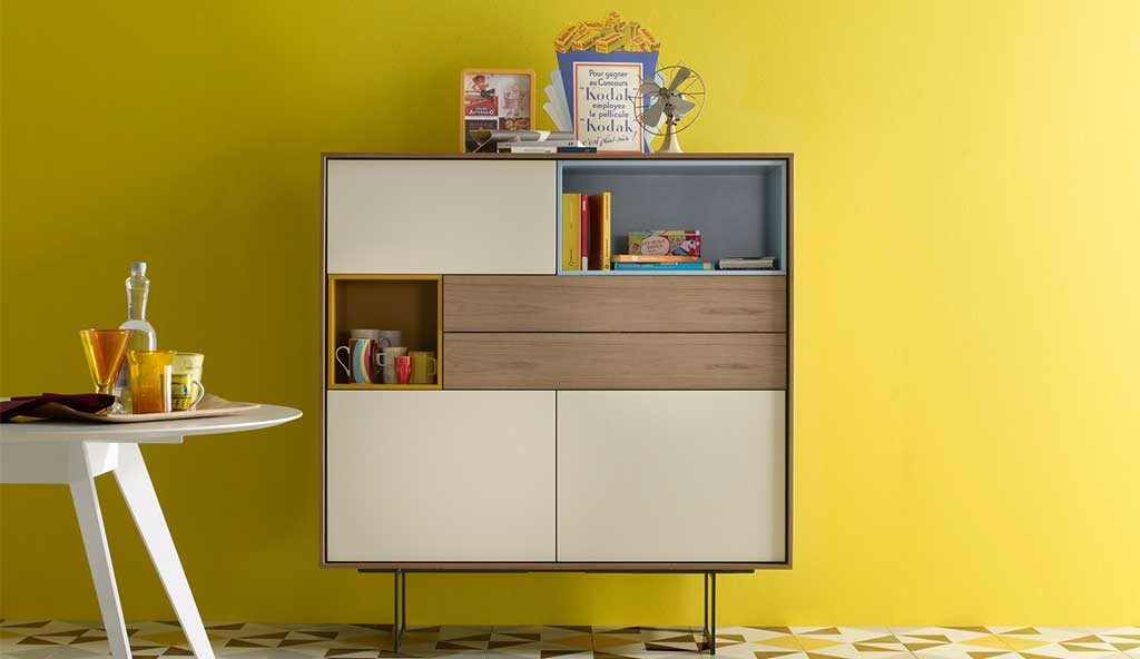 Sideboard-Treku-Highboard