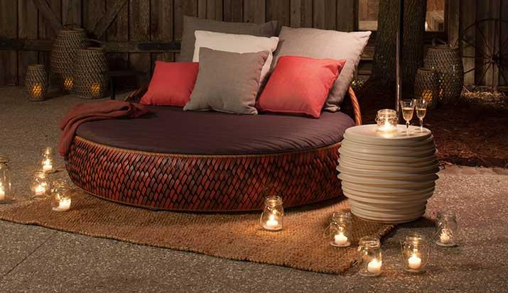 gartenm bel von dedon in der region n rtingen. Black Bedroom Furniture Sets. Home Design Ideas