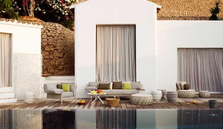 gartenm bel von dedon in der region gomaringen. Black Bedroom Furniture Sets. Home Design Ideas
